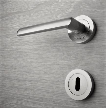 Deurkruk, Zink-Aluminium AH006