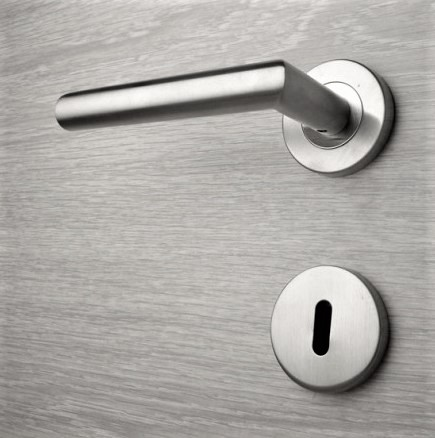 Door handle, Stainless steel H001