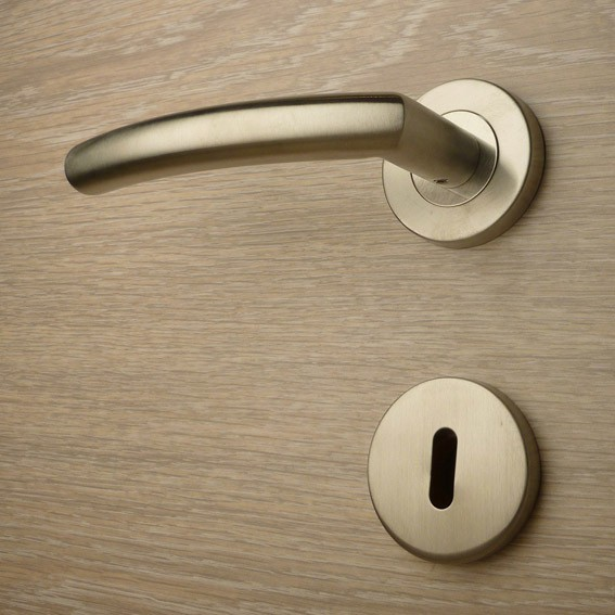 Door handle, Stainless steel H003