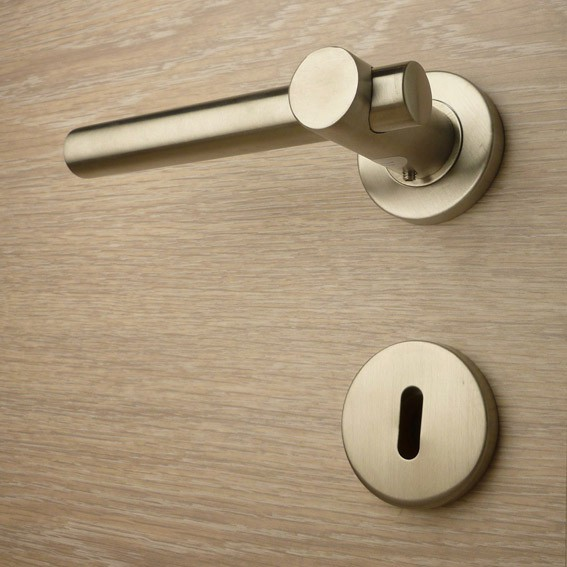 Door handle, Stainless steel H004
