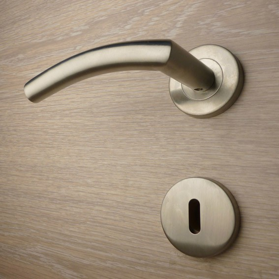 Door handle, Stainless steel H005