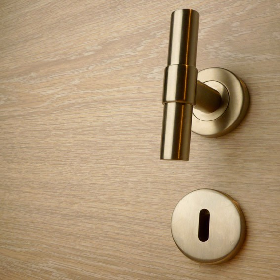 Door handle, Stainless steel H008