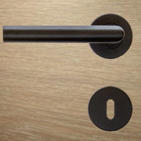 Black Door Handle, WD13556 I Shape