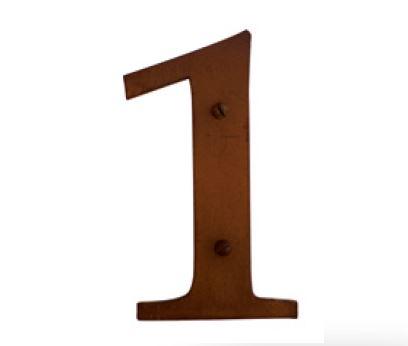 Huisnummer 1 – Roest