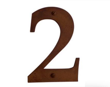 Huisnummer 2 – Roest