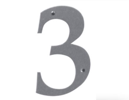 Huisnummer 3 – IJZER