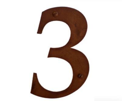 Huisnummer 3 – Roest