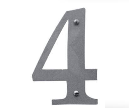 Huisnummer 4 – IJZER