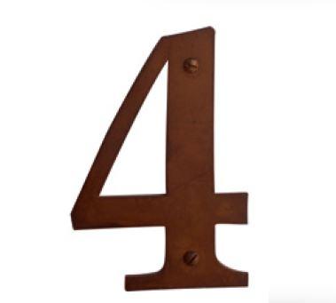 Huisnummer 4 – Roest