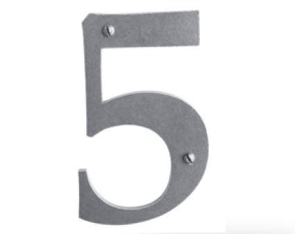 Huisnummer 5 – IJZER