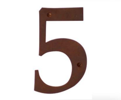 Huisnummer 5 – Roest