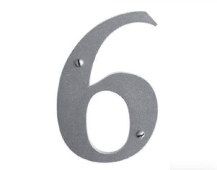 Huisnummer 6 – IJZER