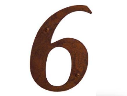 Huisnummer 6 – Roest