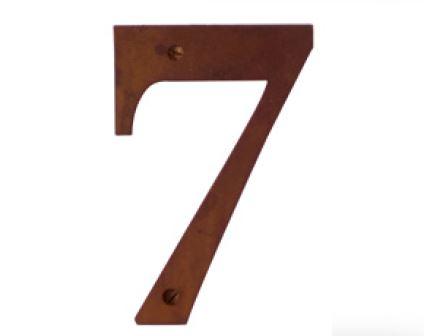 Huisnummer 7 – Roest