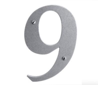 Huisnummer 9 – IJZER