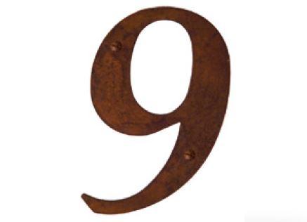 Huisnummer 9 – Roest