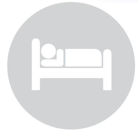 Pictogram, glas, rond, BED
