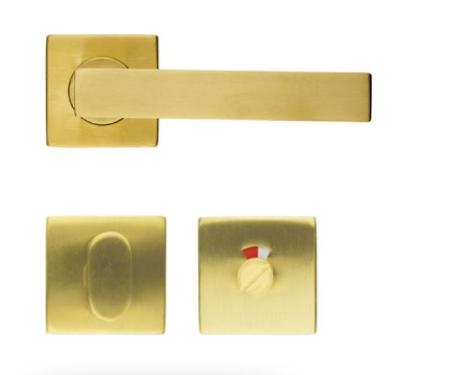 Deurkruk, COSMIC R + WC mat